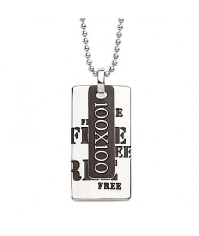 FREE pendant with chain